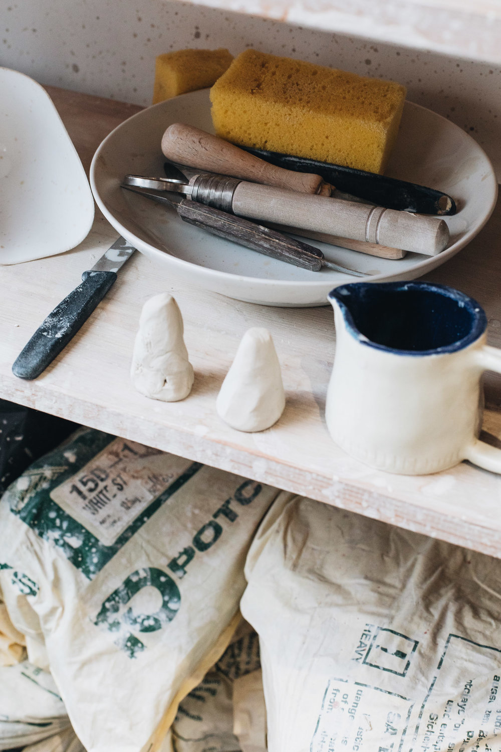 At Home With - Elizabeth Macneal of Limehouse Ceramics