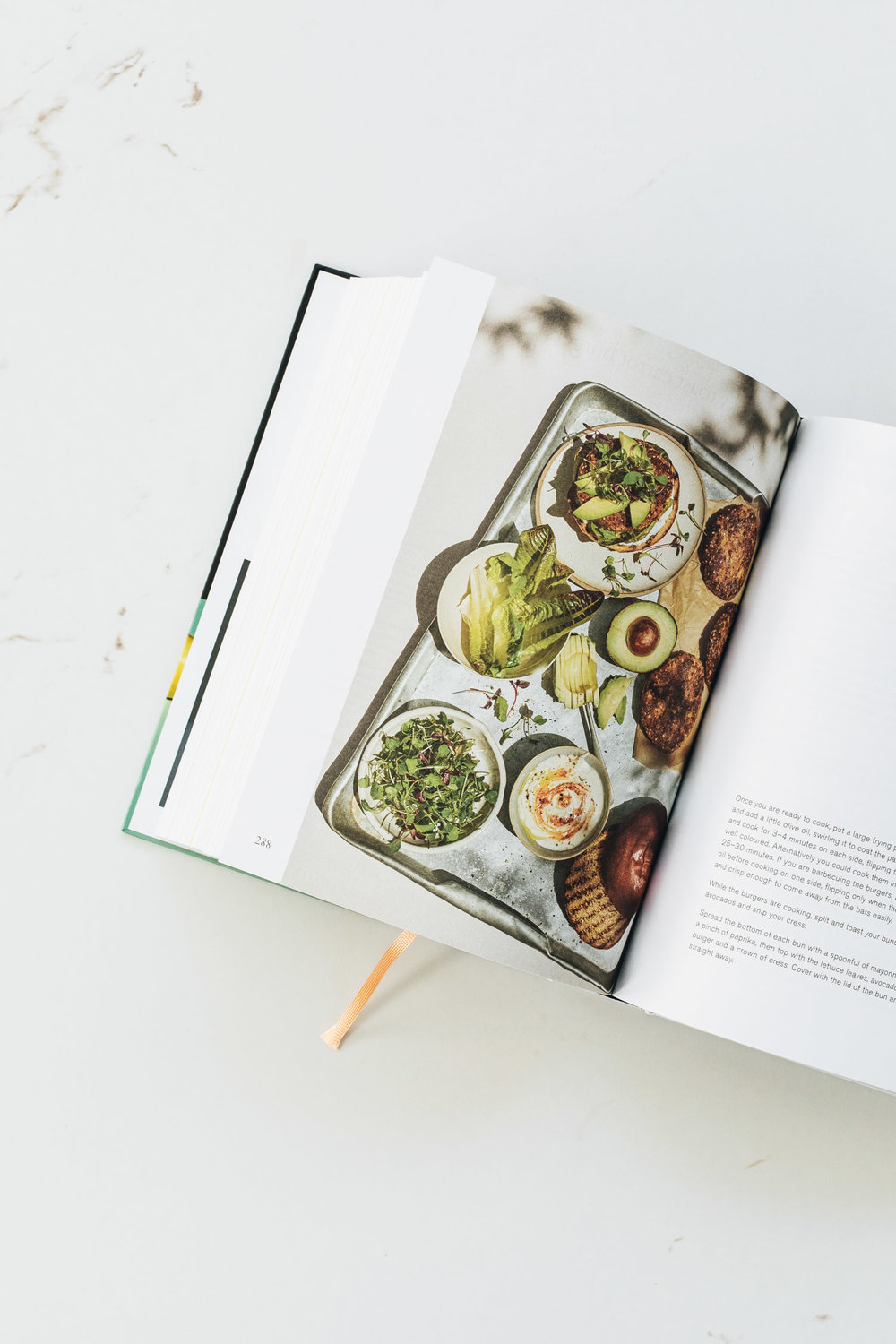 Rye Cookbook Club - The Modern Cook's Year by Anna Jones