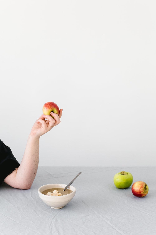 Apple & Parsnip Soup