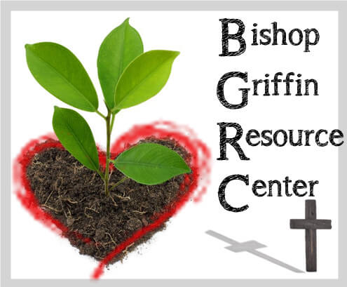 Logo for Bishop Griffin Resource Center