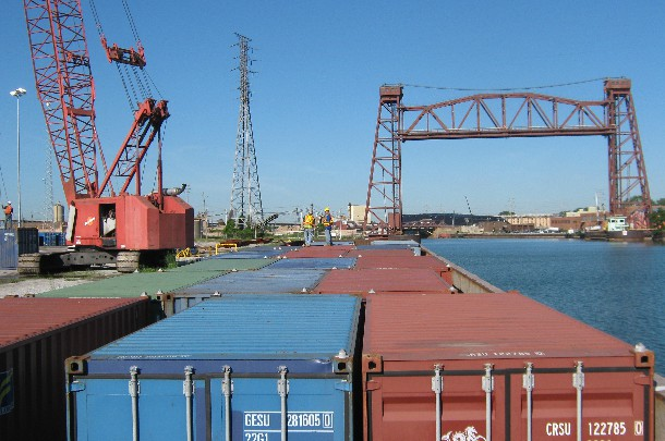 Port of Chicago, Courtesy IIPD website