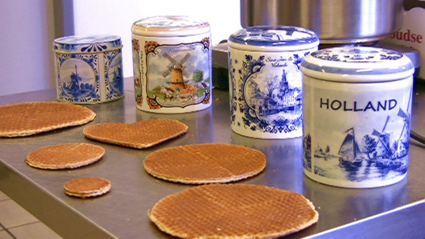 Stroopwafels! (Photo courtesy of Top Holiday Amsterdam)