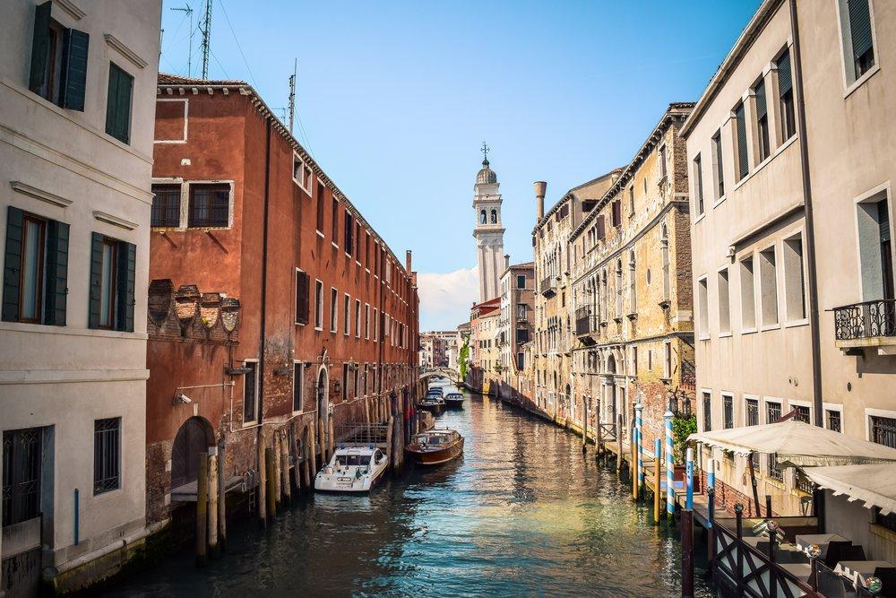 Venice. Photo: Jace Grandinetti