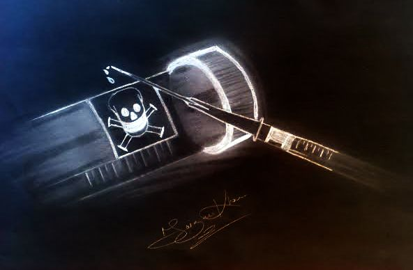 """Lethal Injection"" by Faizan Khan"