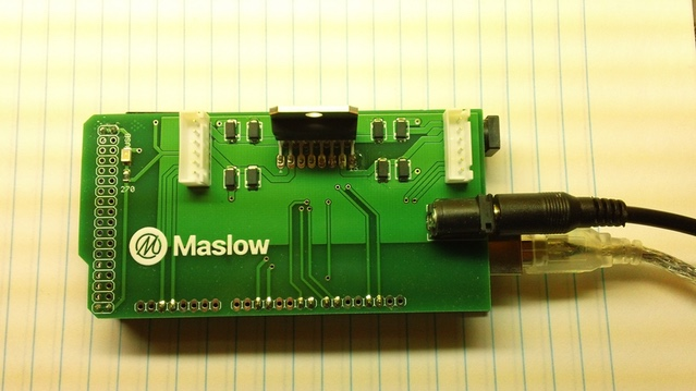 The Motor Controller PCB