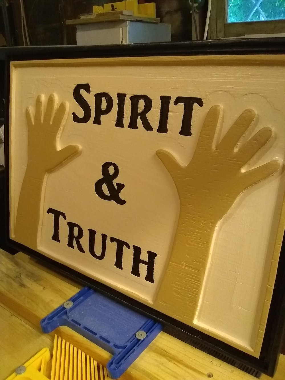 TheMerryYeoman spirit and truth sign.jpeg