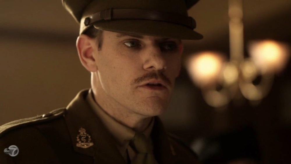 British Soldier in Time After Time (ABC Television)