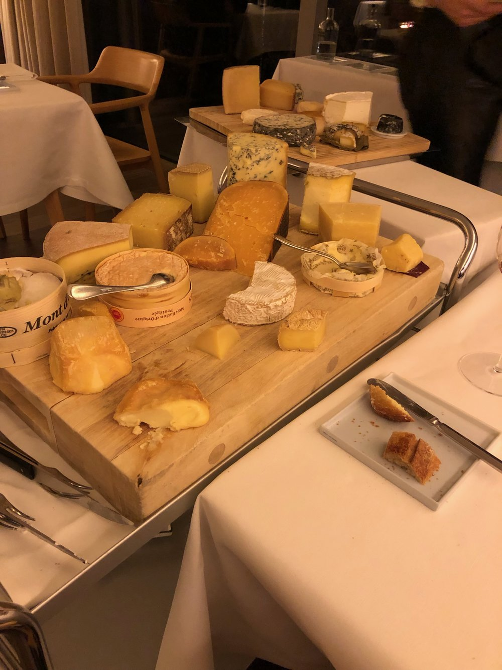 Love cheese? Don't doubt, go to Couvert Couvert