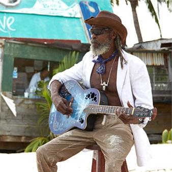 Reggae legend Bankie Banx
