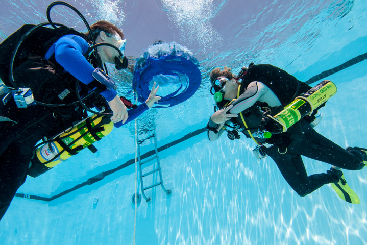 Tec 40 - If you and your PADI instructor feel that you are up to the challenge of the Tec Diving world start your journey here.