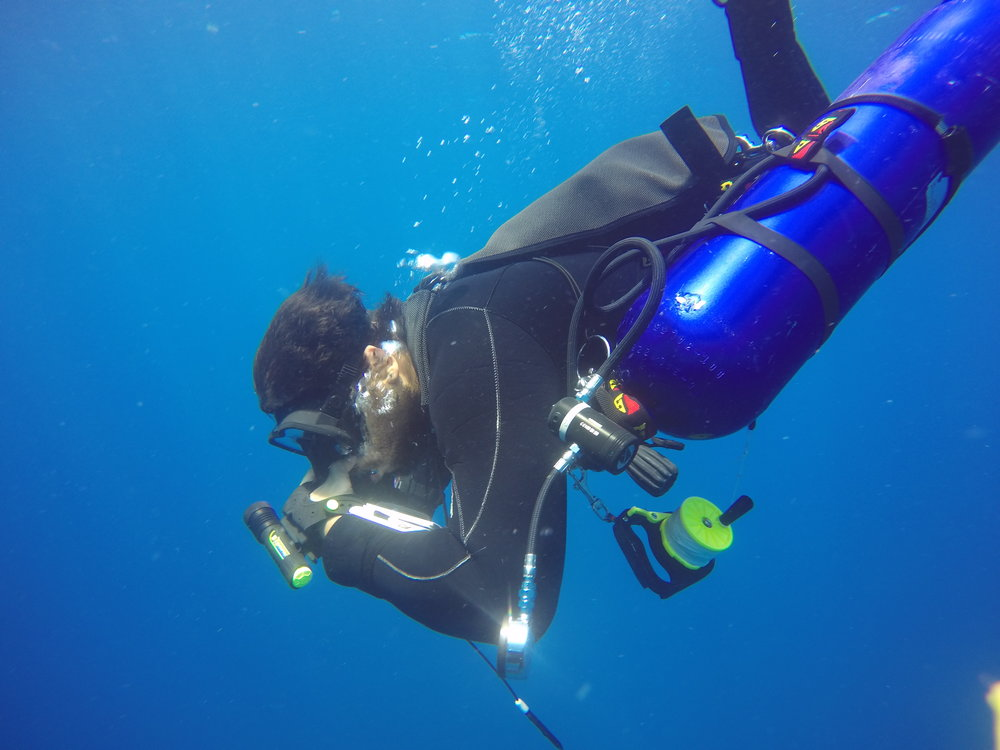 Deep Diver - Learn about the extra safety concerns with Deep diving