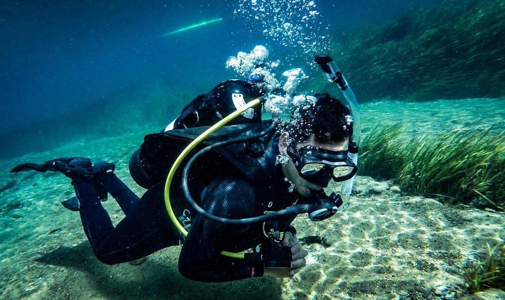 Larry Abril SR - PADI Master Scuba Diver Trainer