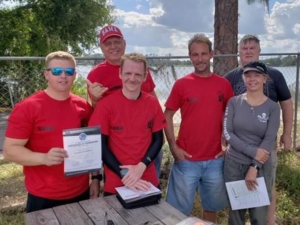Congratulations Scuba Instructors on a successful #PADI IE. Special thank you to Scott Anderson and PADI HQ  #Orlando #Florida #scubadiving #education.