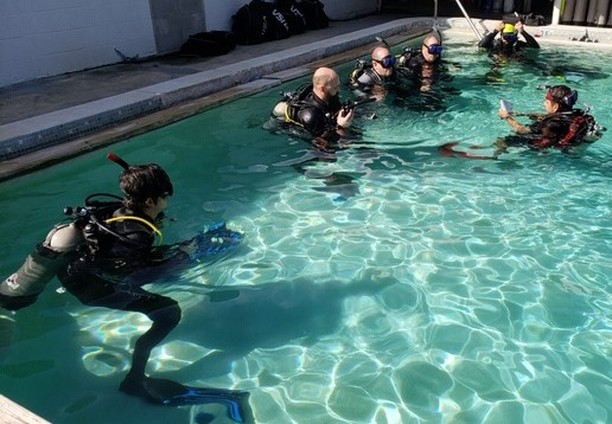 Were off and running with our first Pro Divemaster class of 2019. #PADI #Orlando #Florida #Scubadiving