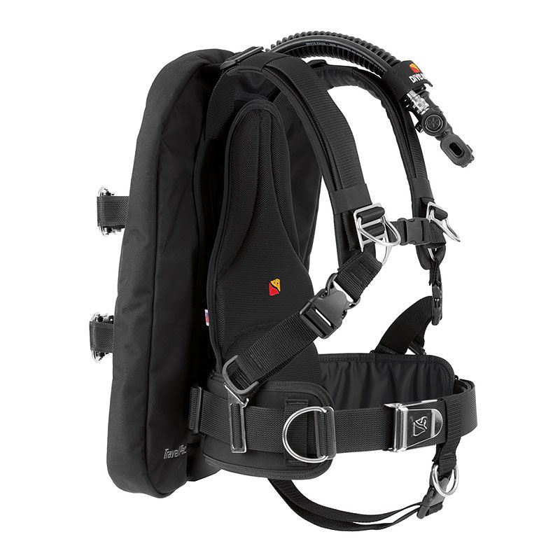Dive Rite Travel Pac - Backmount BCD