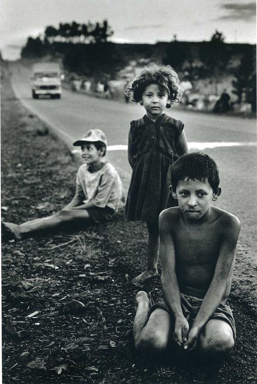Struggle of the Landless, Brazil 1997 (Bilde: © Sebastião SALGADO)