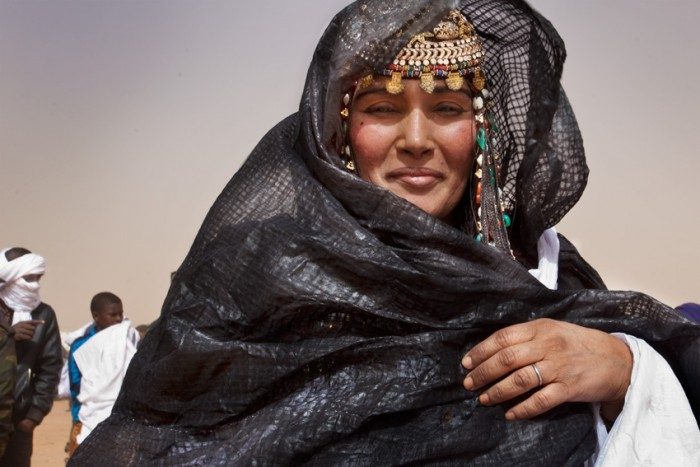 Saharawis populate most of Western Sahara. Photo: Annonymous Saharawi photographer