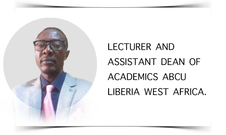 - Lecturer and assistant dean of academics ABCU Liberia West Africa.My name is Armah G. Karmoh. I am a Liberian from a town called Fagalahum in Lofa county North West of Liberia. Armah is a graduate of ABCU Liberia, and a 2018 graduate of the Africa International University in Nairobi Kenya. I am a minister of the gospel of Jesus Christ born in a family of gifted teachers. My greatest heart desire is that my life will be use by the LORD to contribute to holistic human resource development.Armah G. Karmoh has MA in Education with emphasis in Curriculum and Instructions. I feel fulfilled when I see my students integrating their Christian faith in their professionalism and every aspect of their lives. I am still trusting the LORD to provide for my Phd studies.