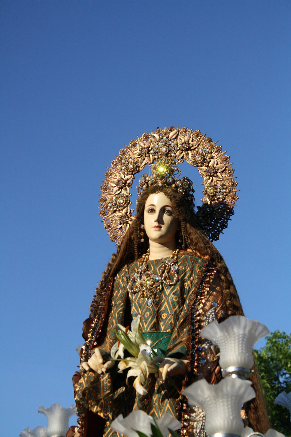 Mary Magdalene by ApungGuinu courtesy of Flickr