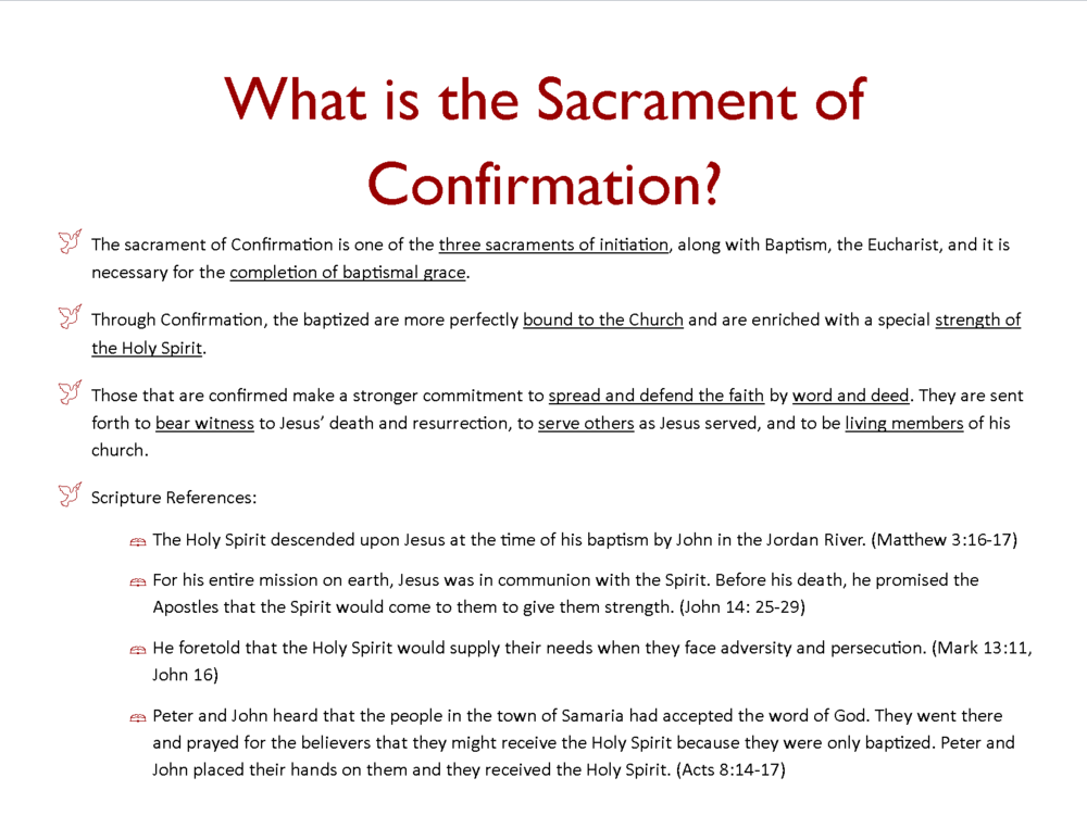 What is the Sacrament of Confirmation (pg 1).png