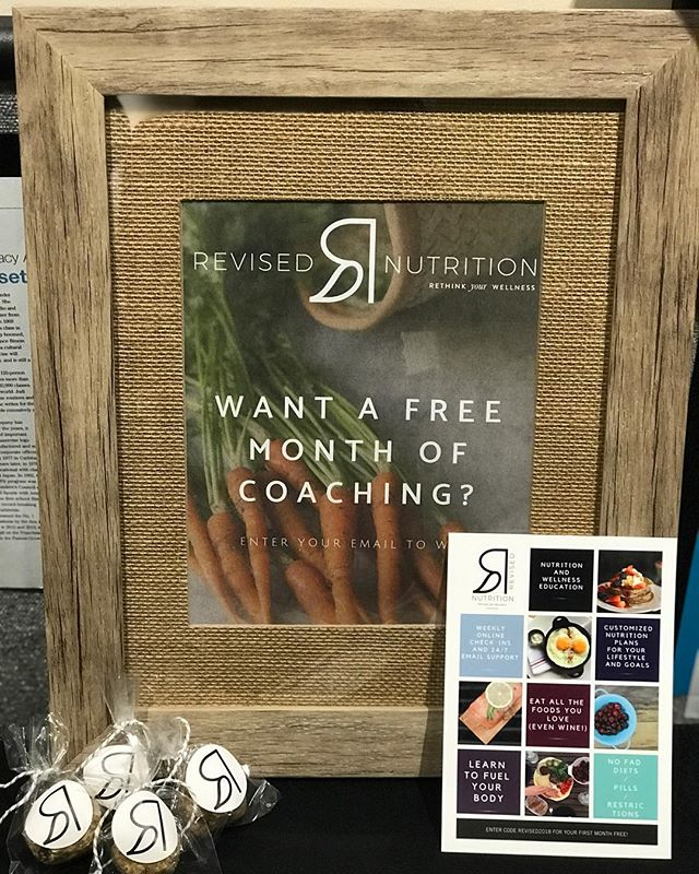 We are here @jazzerciseinc again this weekend talking about our business and handing out delicious protein bites. We want to extend our free month giveaway online to you as well. Follow us and tag a friend to win a free month! We will notify the winner by tomorrow evening.