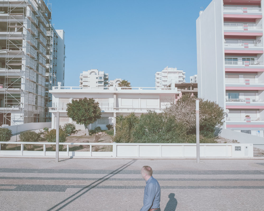 SUMMERTIME II, Hometown Series    Edition of /10 + 1 AP C-Print on Fujifilm Supreme Lustre Signed and numbered by the artist 21 × 29.7 cm Algarve, Portugal, 2017