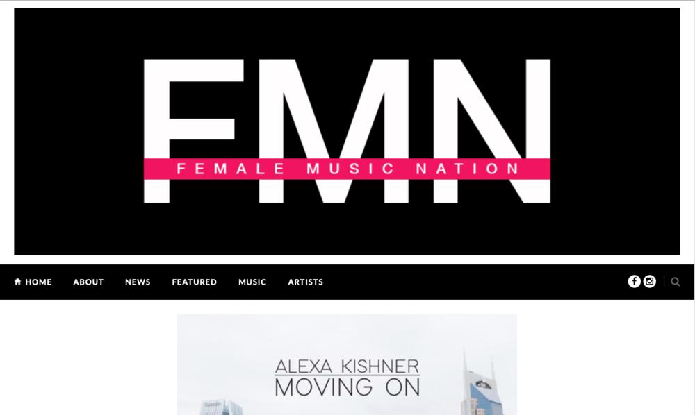 Female Music Nation