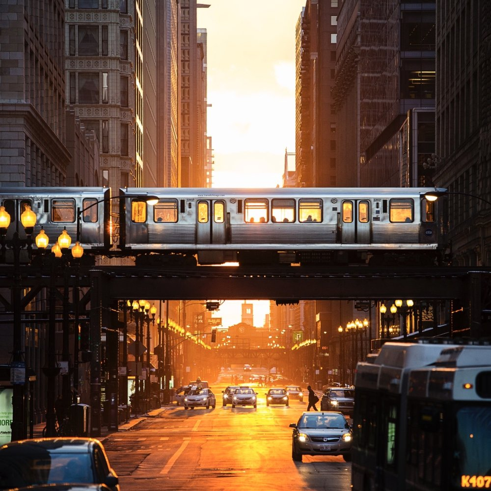 - Public TransportationThe CTA makes traveling to our Chicago locations very accessible. The Blue Line and Western bus are the best ways to get to our Wicker Park location, and the Red Line is the best option for our South Loop location.
