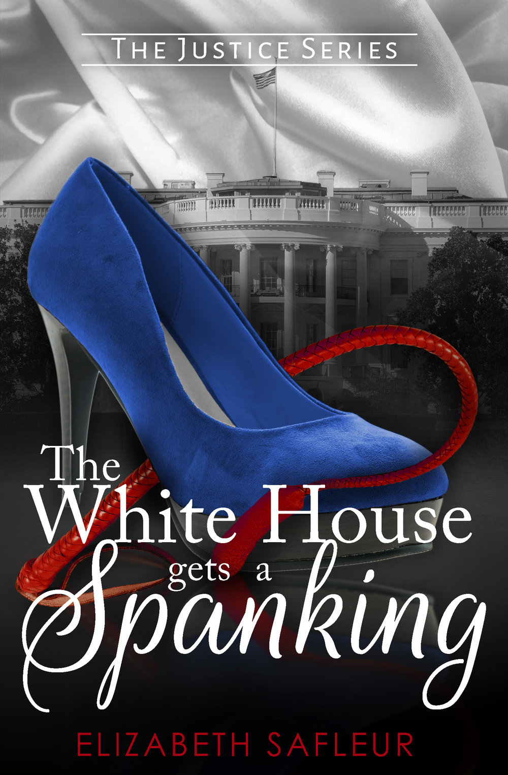 The White House Gets A Spanking ebook Cover.jpg