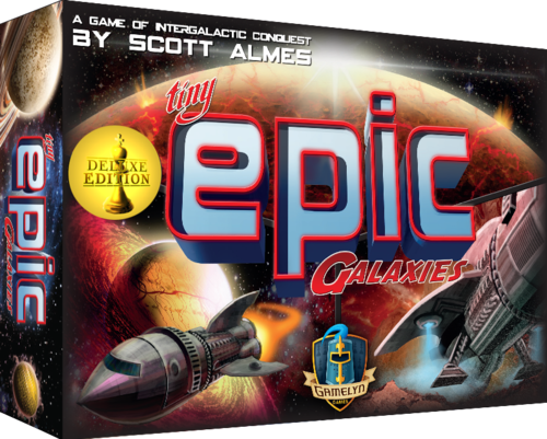 Tiny Epic Galaxies -  Gamelyn Games