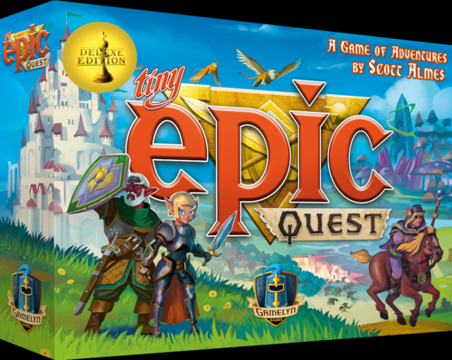 Tiny Epic Quest (T.O.S.) -  Gamelyn Games
