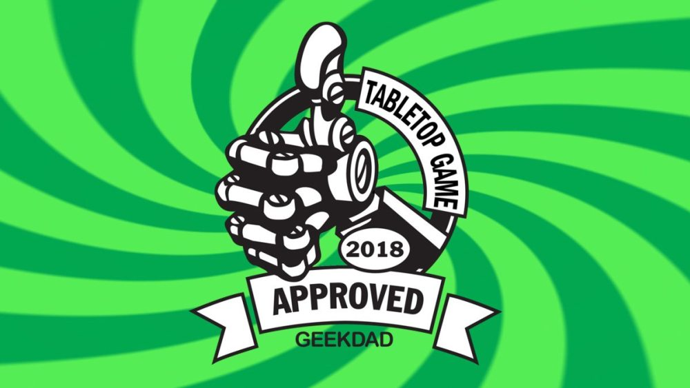 Geek Dad Review - I would say the game's rules are not extremely difficult—there are just a lot of them—so the game may be okay for slightly younger players