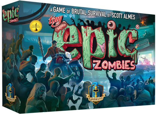 Tiny Epic Zombies - Gamelyn Games