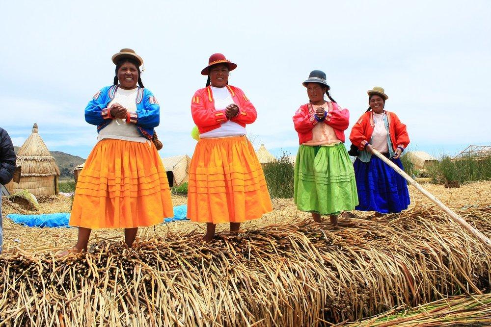 Peru med Lima, den hvite byen Arequipa, Colca Canyon med jaktende kondorer, den sagnomsuste Titicacasjøen, Inkahovedstaden Cuzco og ikke minst hemmelighetsfulle Machu Picchu
