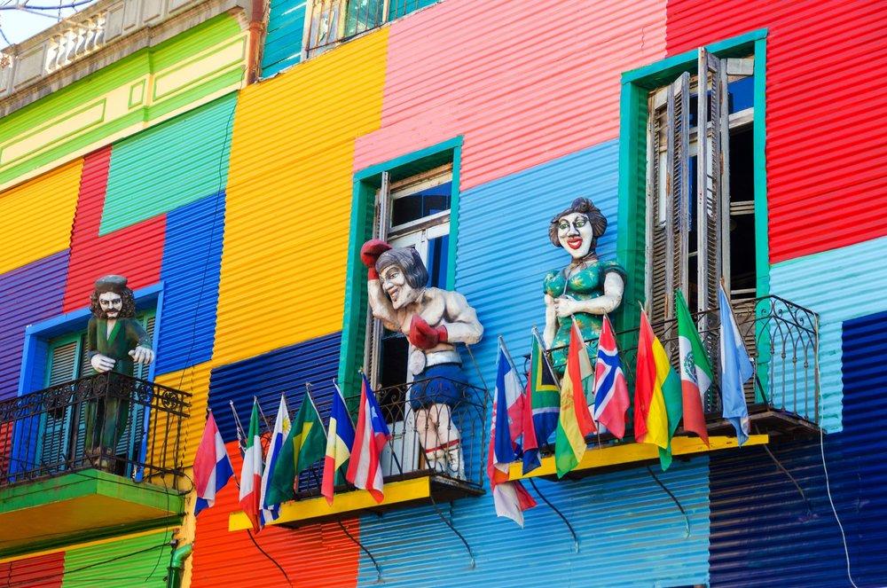 Buenos Aires & argentinske alper, trendy storbyliv og sukkersøte Bariloche - Argentina