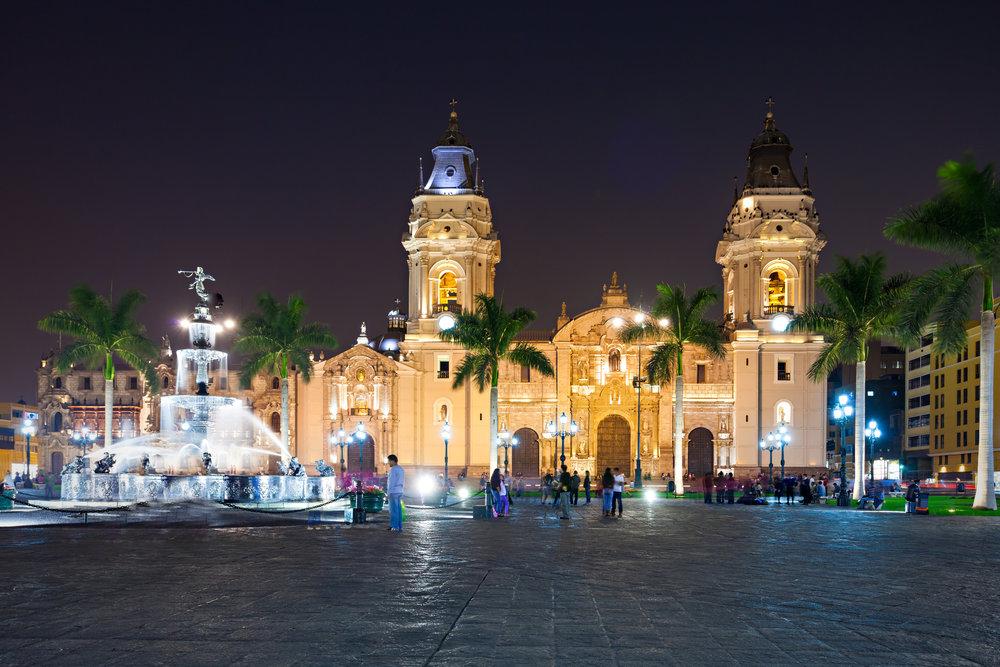 Ni dagers rundreise i Peru Lima, Machu Picchu, Cuzco, Uros og Taquille