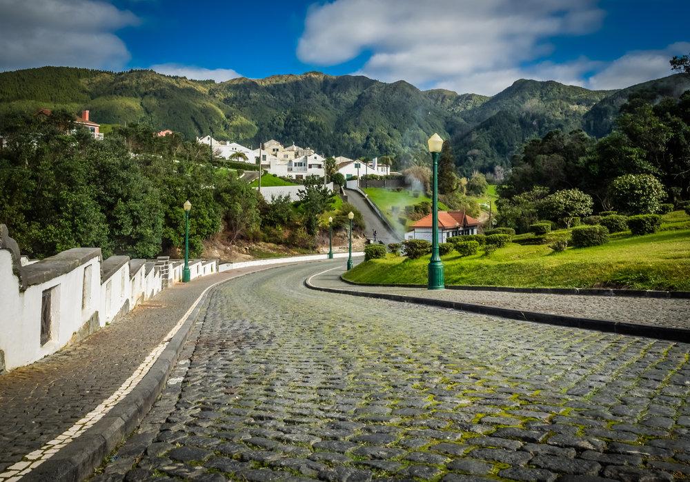 Opplev Azorene fra sykkelsetet