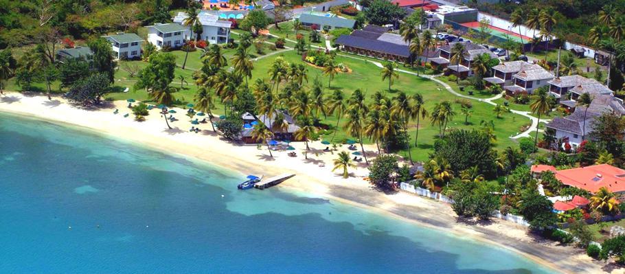 Calabash Grenada er et intimt luksushotell kjent for høy standard og personlig service.