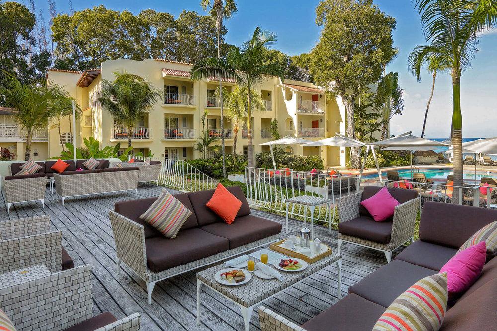 Barbados Tamarind Hotel er et flott hotell på vestkysten av Barbados