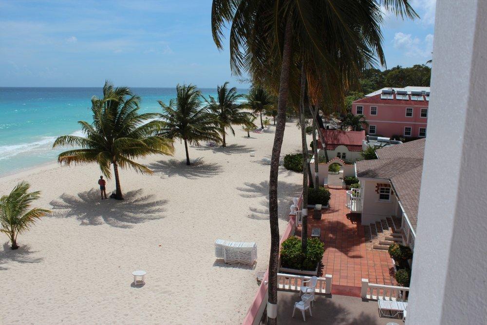Barbados Southern Palms ligger på stranden bare ca 15 minutters kjøring fra flyplassen