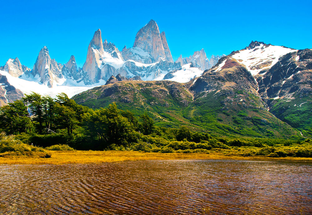 Rundreise i Argentina og Patagonia, Bariloche, Puerto Vares, Ushuaia, Perito Moreno og feiende tangorytmer og fotballhysteri i Buenos Aires