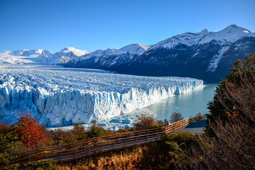 Rundreise: Drømmen om Patagonia med Bariloche, Puerto Vares, Ushuaia, Perito Moreno og mye mer