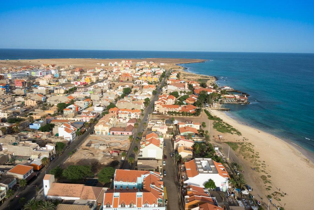 Øyhopping til de eksotiske Kapp Verde-øyene - Sal, Sao Vicente og Santo Antao.