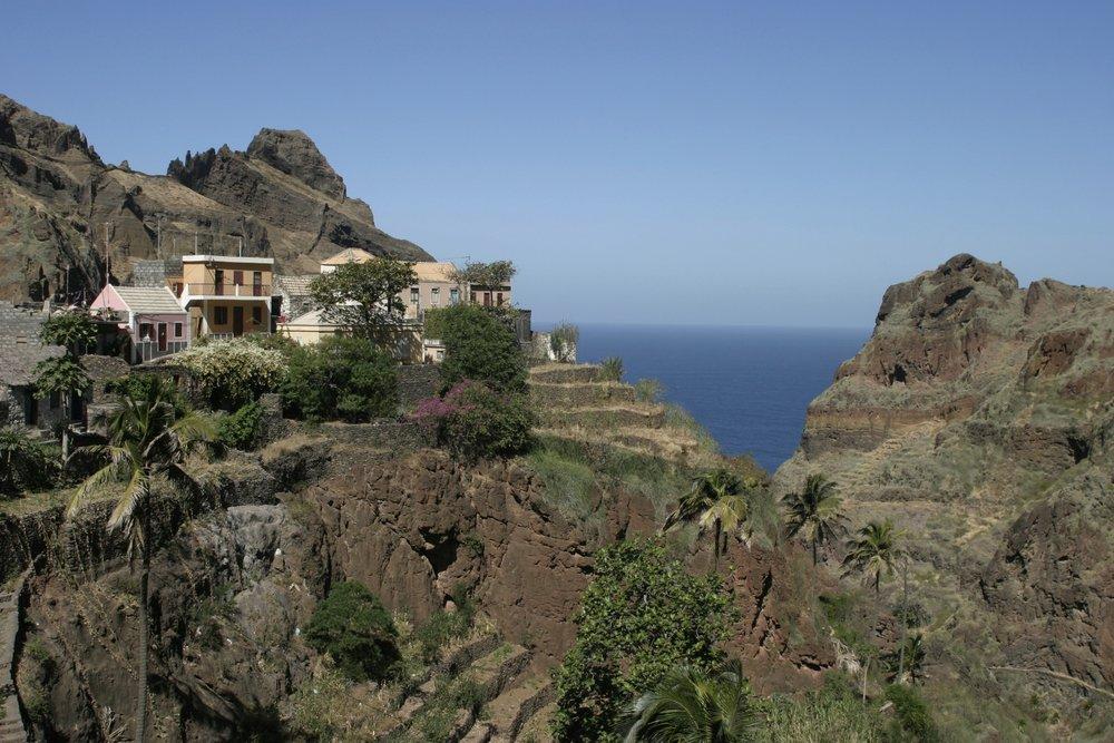 Santo Antao Kapp Verde - den grønne og kuperte øya