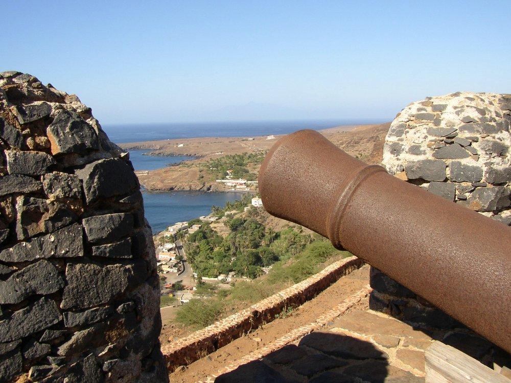 Fra de gamle vaktposter på Kapp Verde