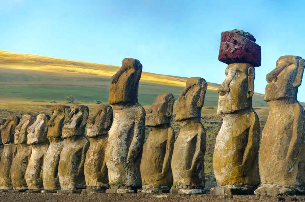 Chile har noe for en hver, uansett om du vil gå i Heyerdhals fotspor eller rusle dine egne veier...