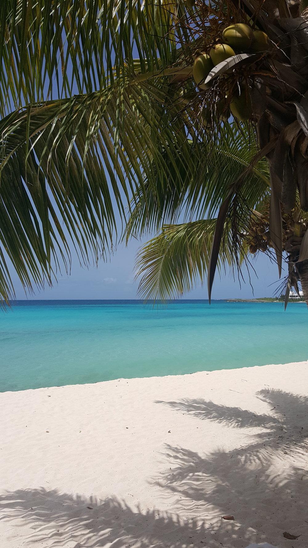 Paradisisk strandferie på antigua