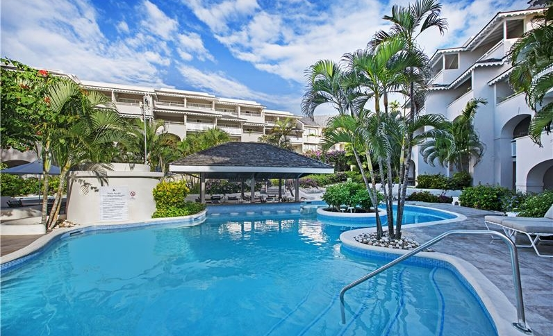 Copy of Barbados: Bougainvillea Beach Resort