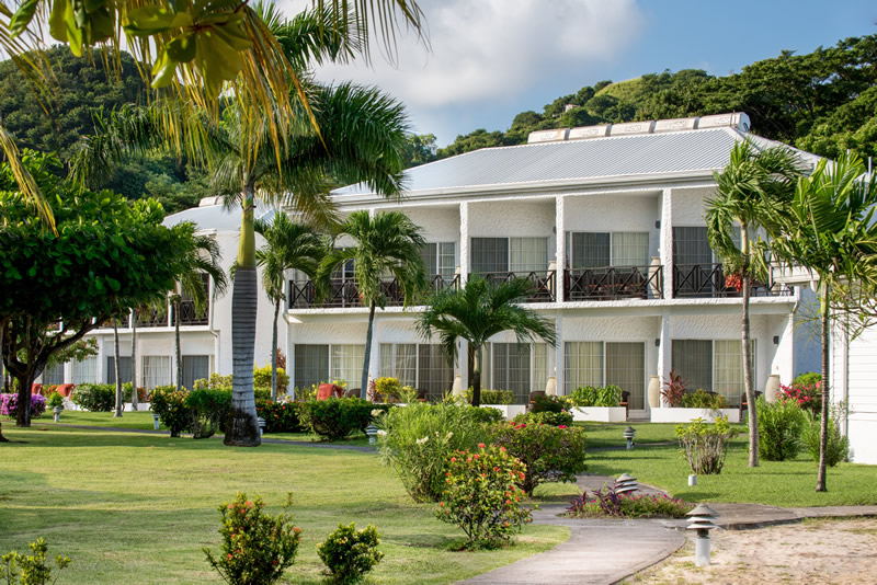 Copy of Grenada: Coyaba Beach Resort