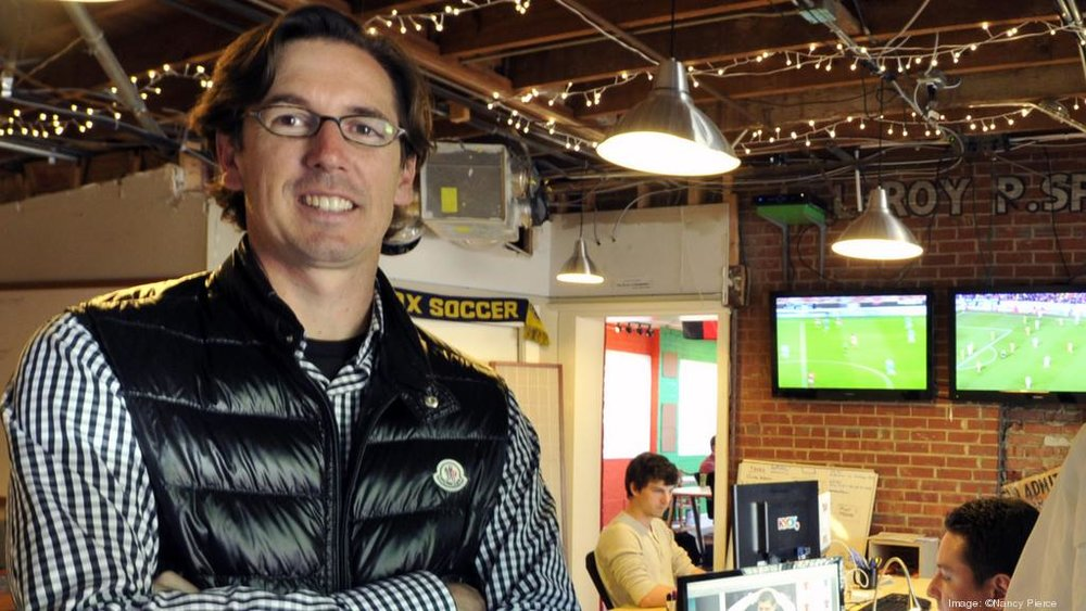 Mac Lackey - Founder/CEO of KYCK, Mountain Khakis, InternetSoccer Network and ISL Futbol